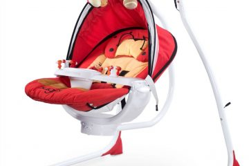 Huśtawki dla niemowlaków Caretero Bugies